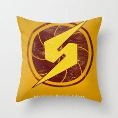 Samus Hero Throw Pillow