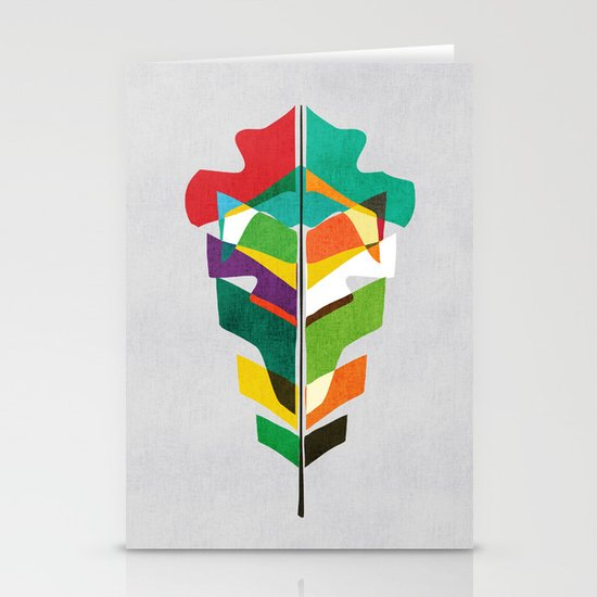 Before the last leaf falls Stationery Cards