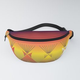 Night Tipi Fanny Pack
