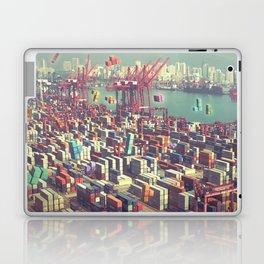 Pier Tetris Laptop & iPad Skin