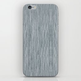 Steel iPhone Skin