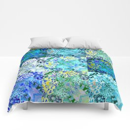 Butterfly Wing Variation Comforters