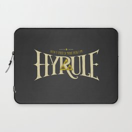 Hyrule Nation Laptop Sleeve