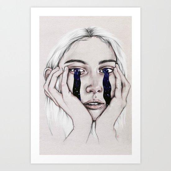 For Eternity Art Print