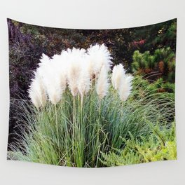 Tall Grass Wall Tapestry