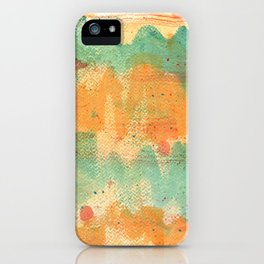 Curious River iPhone Case