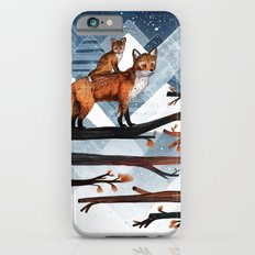 Fox Wood iPhone 6 Slim Case