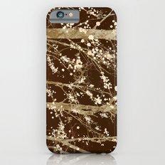 Make it Through (woodland brown edition) iPhone 6s Slim Case
