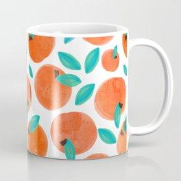 Coral Fruit #painting #pattern Coffee Mug