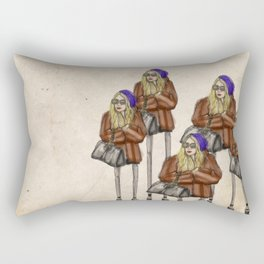Mary-Kate Olsen Rectangular Pillow