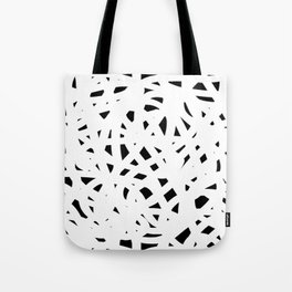 Abstract Freeform Tote Bag