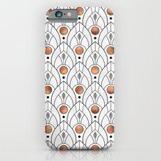 Art Deco Leaves / Version 2 Slim Case iPhone 6s