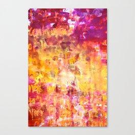 Hot Flash Canvas Print