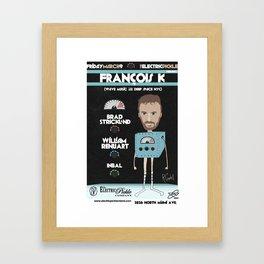 FranÇois K Flier Framed Art Print