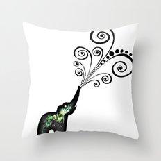 dreaming big Throw Pillow