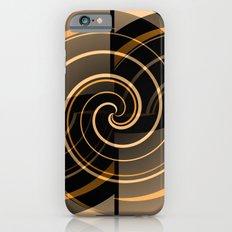 Caramel & Licorice Fudge Slim Case iPhone 6s