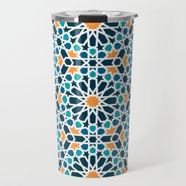 Tile of the Alhambra Travel Mug
