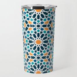 Tile of the Alhambra Travel Mug
