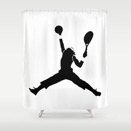 #TheJumpmanSeries, Rafa Nadal Shower Curtain