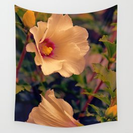Rose of Cimmaron Wall Tapestry