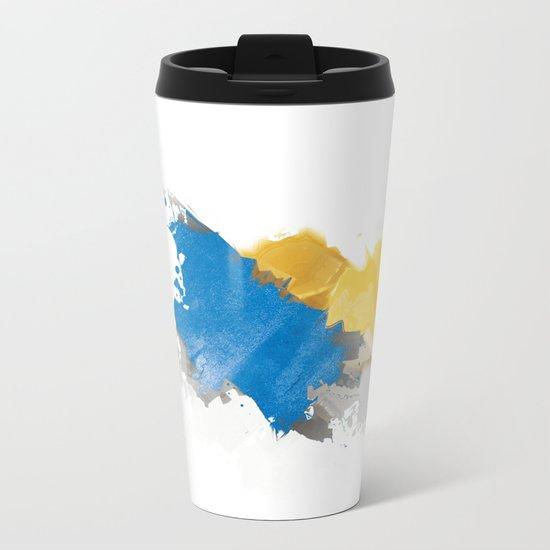 Moutain Metal Travel Mug