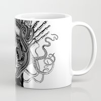 passion Mugs featuring Passion by DIVIDUS