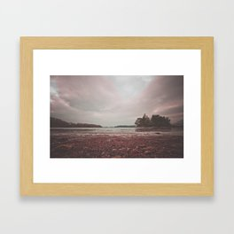 Bamboo Park in Ireland, Bantry Bay, Wild Atlantic Way Framed Art Print