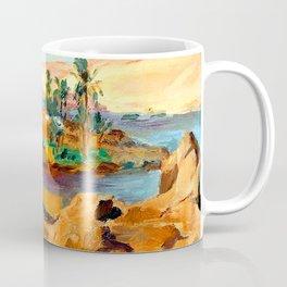 Jan Ciaglinski Nile near Aswan Coffee Mug