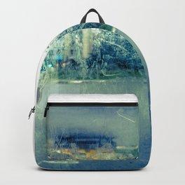 A través del cristal (color version) Backpack
