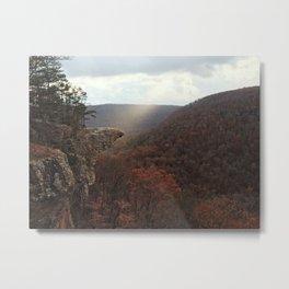 Whitaker Autumn Metal Print