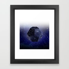 The Universe Framed Art Print