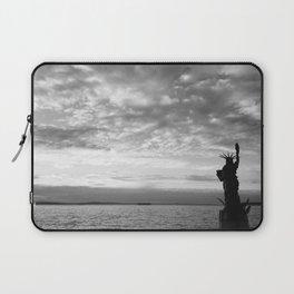 Seattle, Alki Beach Laptop Sleeve