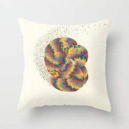 SlowRoll Throw Pillow
