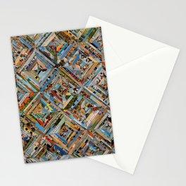Texas Kaleidoscope Stationery Cards