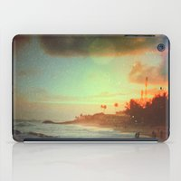 paradise iPad Cases featuring Paradise by Daniel Montero
