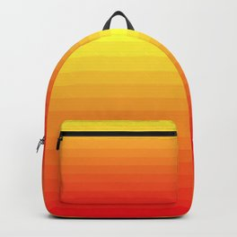 Fire Gradient Backpack