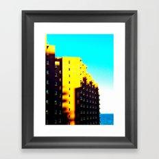 1986 Framed Art Print