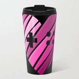 Gamer Girl at Heart Travel Mug