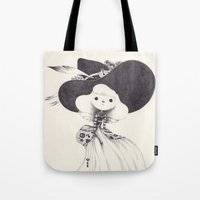 key Tote Bags featuring key by yohan sacre