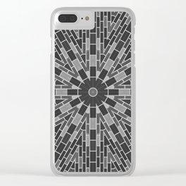 Rotunda Clear iPhone Case