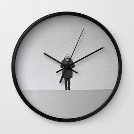 MEDITERRANEAN TIGER Wall Clock