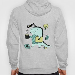 Communication Dinosaurs Hoody