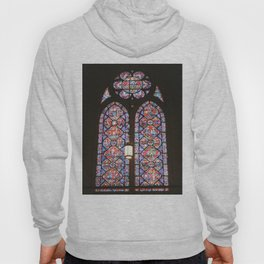 Stained Glass Window Hoody