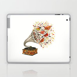 Nature  Music Makers Laptop & iPad Skin