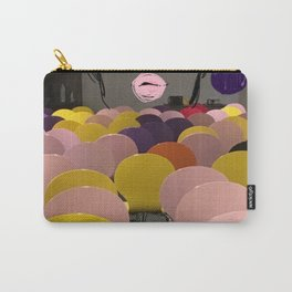 Seeing Dots Carry-All Pouch