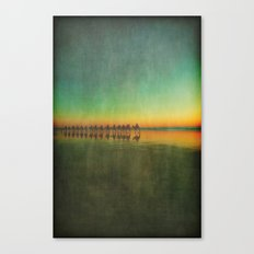 Retrology Canvas Print
