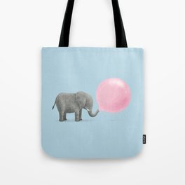 Jumbo Bubble Gum  Tote Bag
