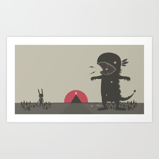 BEAUTIFUL  :D Art Print