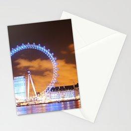 London Midnight Eye Stationery Cards