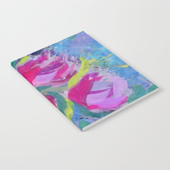 Flowers 2 Notebook